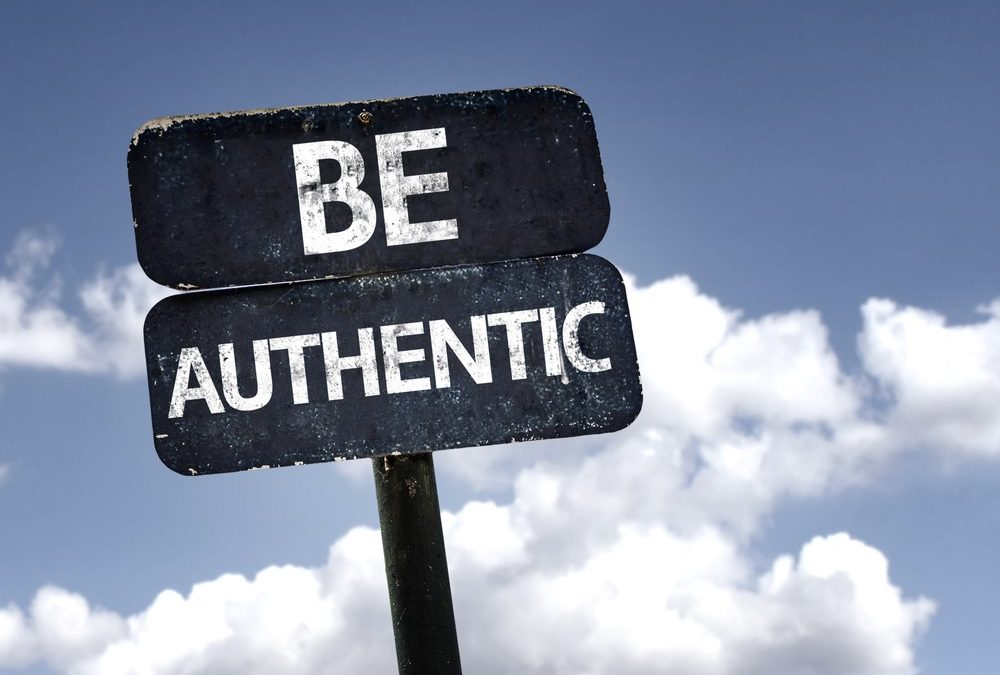 Authenticity a key to successfully marketing a new business or product