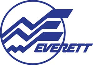 everett city logo