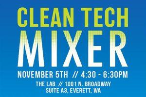 clean tech mixer