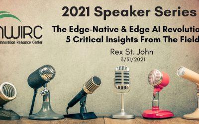 New Tech Talk (2):  Edge Computing