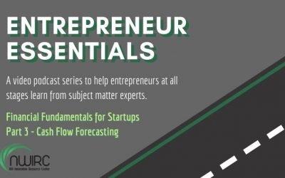 Financial Fundamentals for Startups – The Cash Flow Forecast