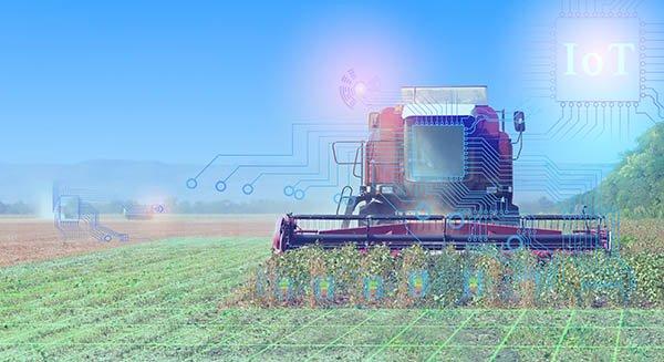 harvester using technology